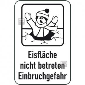 ACHTUNG! Durch Tauwetter herrscht Lebensgefahr auf Bayerischen Gewässern!