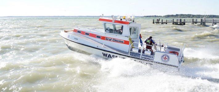Manövrierunfähige Boote & Aufgelaufene Segler